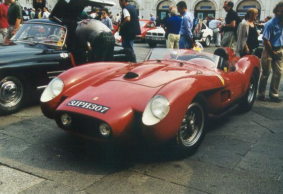 0877 Gt 250 Gt Ellena 250 Testa Rossa Quot Recreation Quot Ferrari Lamborghini Register Nederland