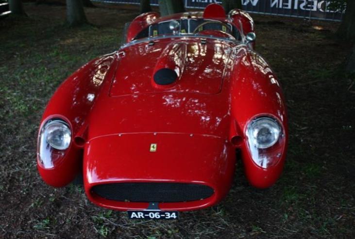 7697 330 Gt 2 2 250 Tr Scaglietti Spyder Quot Recreation Quot Ferrari Lamborghini Register Nederland