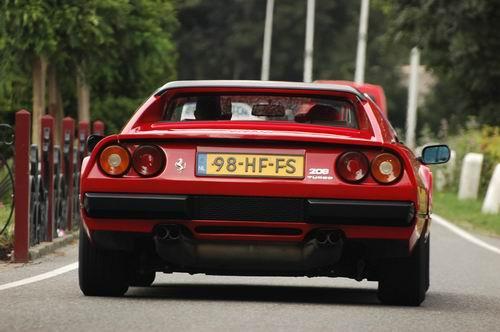 208 Turbo Ferrari Lamborghini Register Nederland