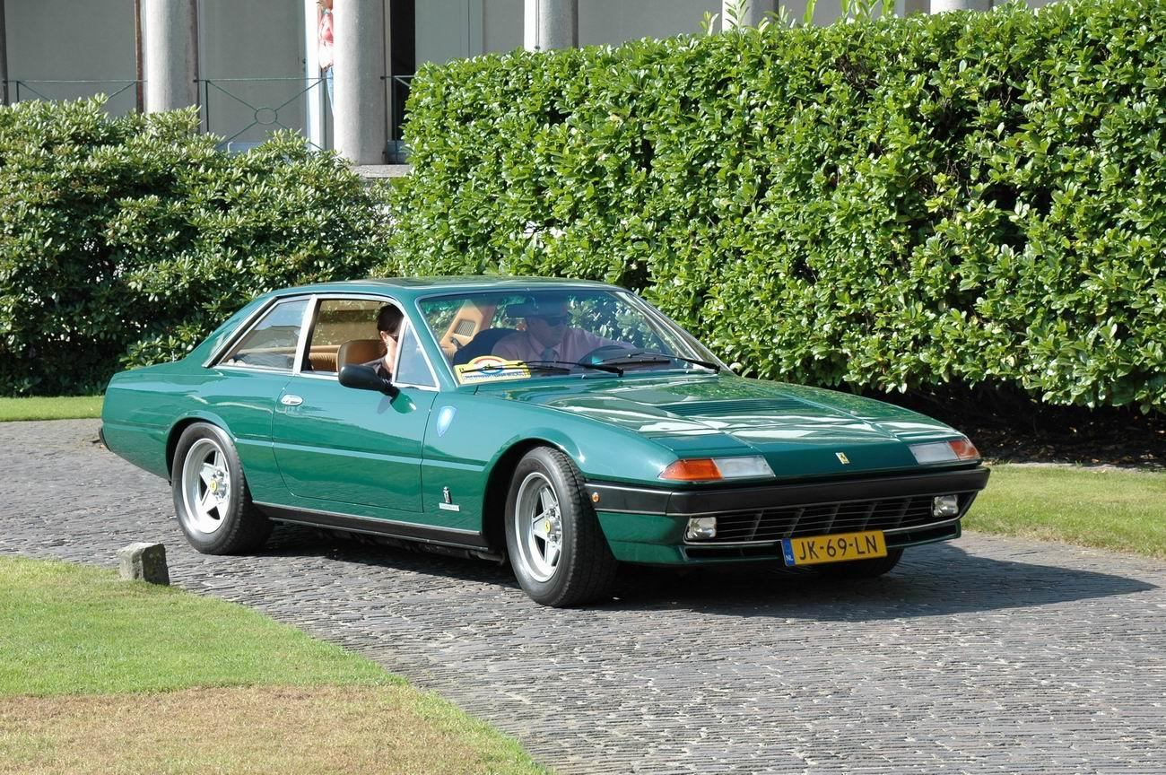44309 Ferrari Lamborghini Register Nederland