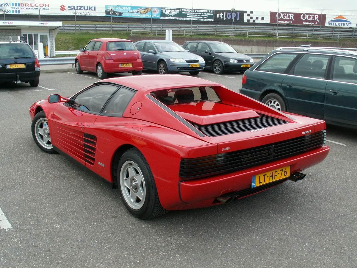72973 Ferrari Lamborghini Register Nederland