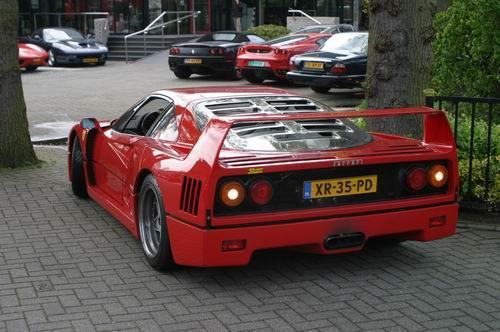 80762 Ferrari Lamborghini Register Nederland