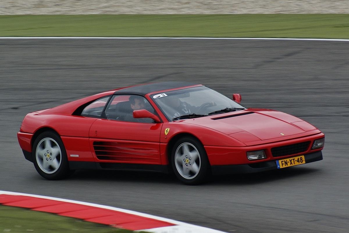 94590 Ferrari Lamborghini Register Nederland