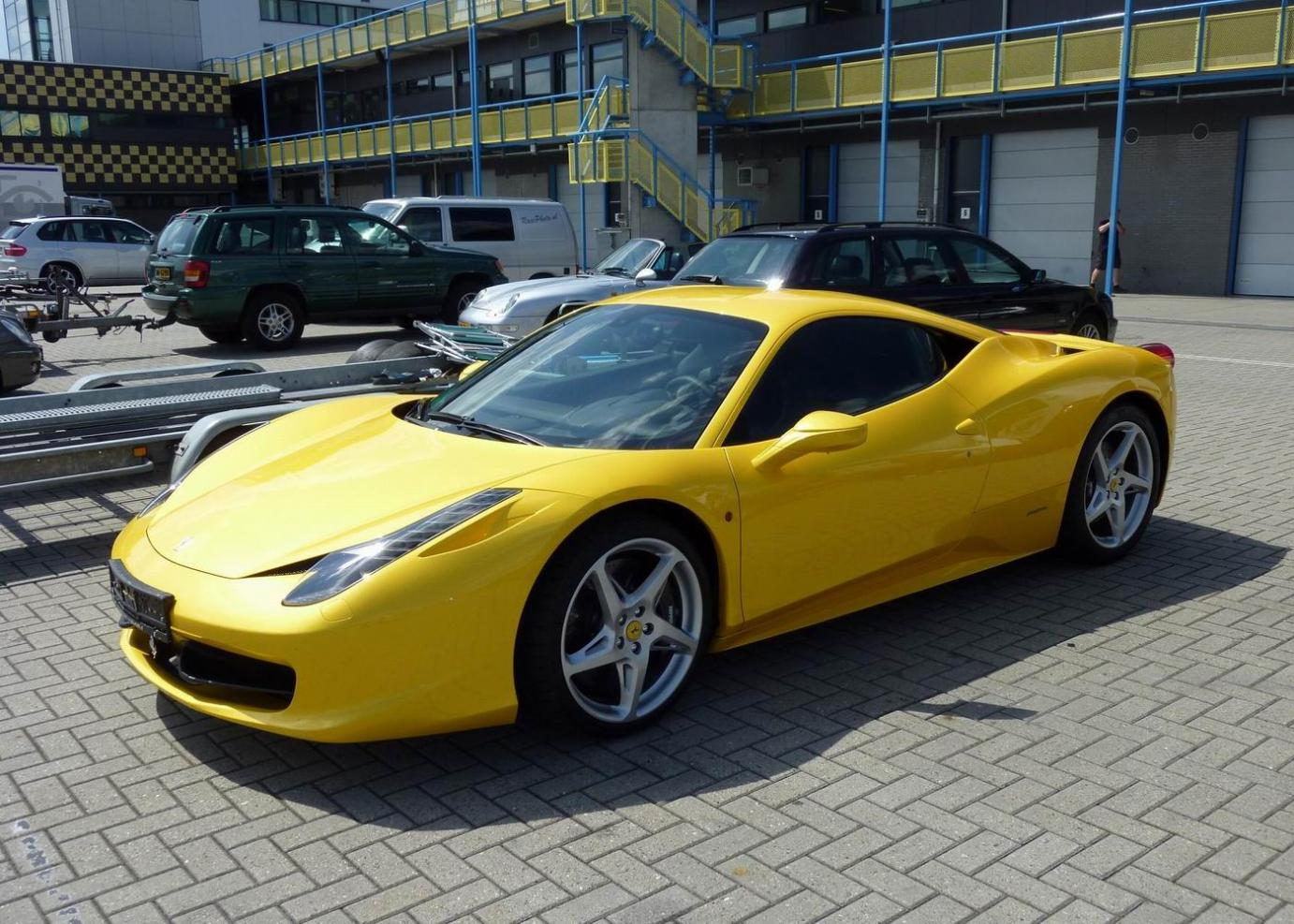 used ferrari 458 italia for sale cargurus autos post. Black Bedroom Furniture Sets. Home Design Ideas