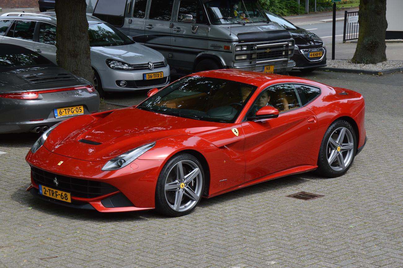 190842 Ferrari Lamborghini Register Nederland