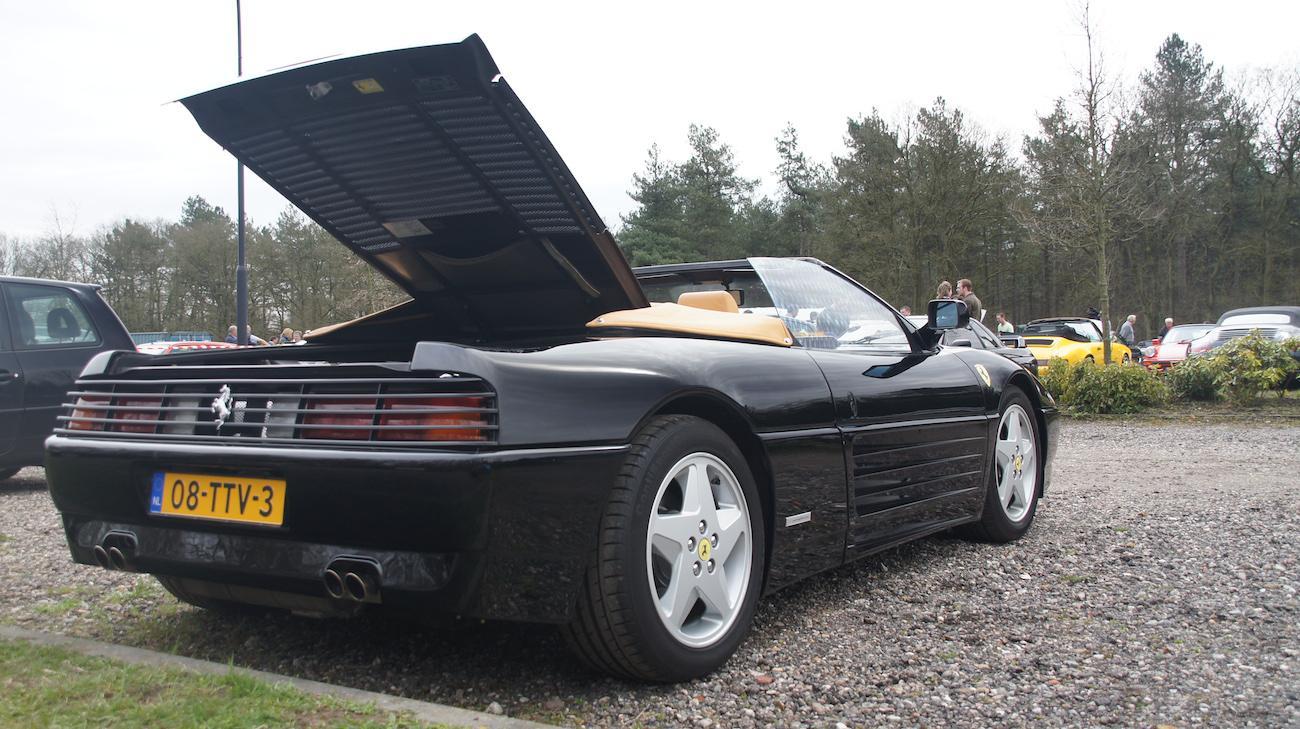 Ferrari Lamborghini Register Nederland