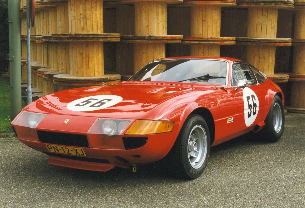 15167 365 Gtb 4 Daytona Competition Quot Conversion Quot Ferrari